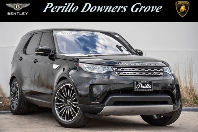 2018 Land Rover Discovery V6 HSE AWD