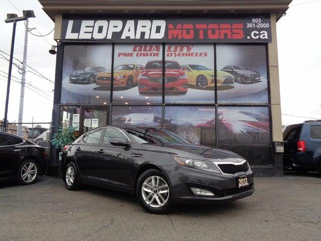 2013 Kia Optima LX Plus
