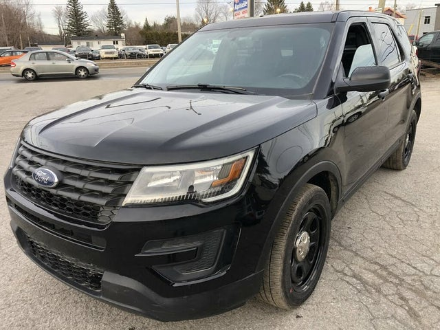 2018 Ford Explorer Police Interceptor AWD