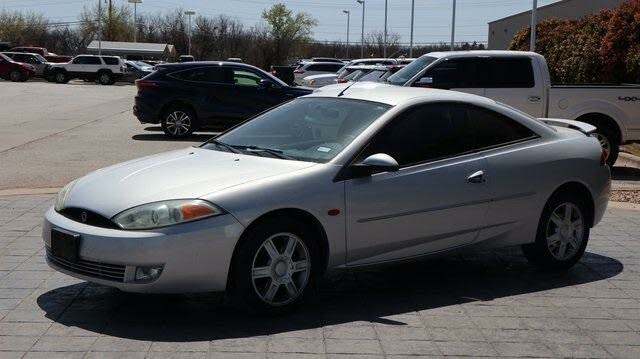 2001 Mercury Cougar V6 Hatchback FWD