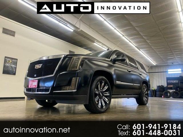 2017 Cadillac Escalade Platinum RWD