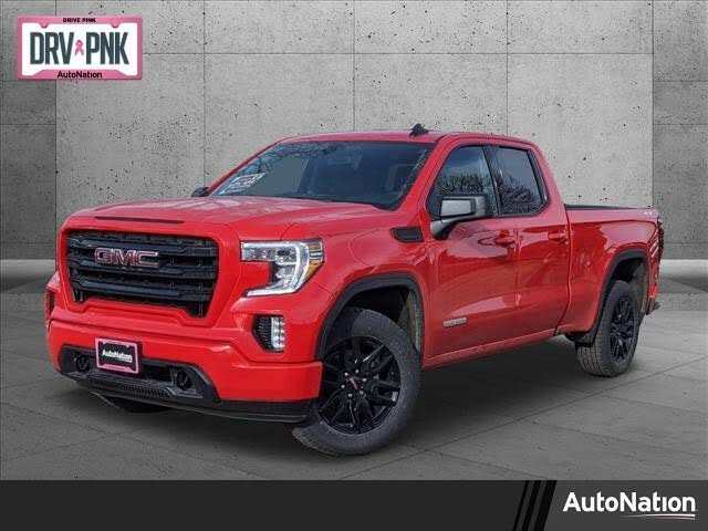 2021 GMC Sierra 1500 Elevation Double Cab 4WD
