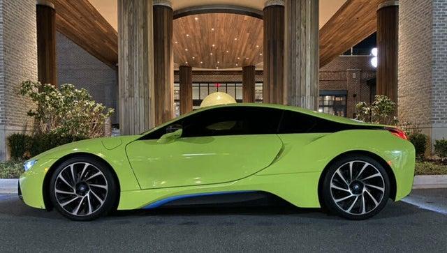2014 BMW i8 Coupe AWD