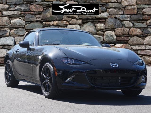 2021 Mazda MX-5 Miata Sport RWD