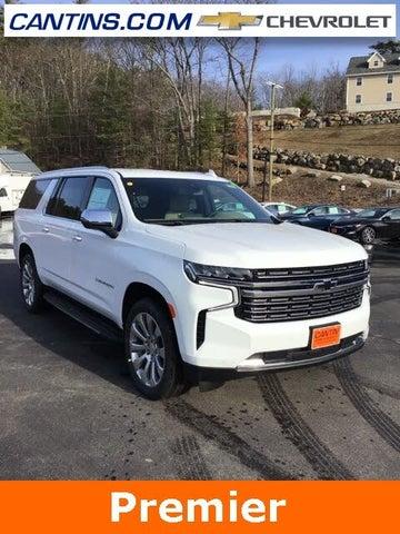 2021 Chevrolet Suburban Premier 4WD
