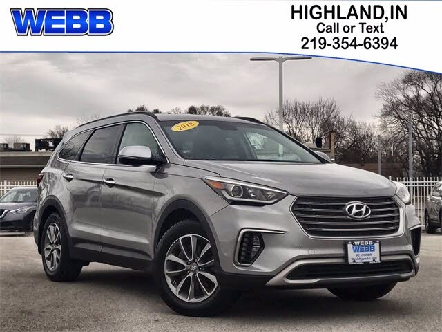2018 Hyundai Santa Fe SE FWD