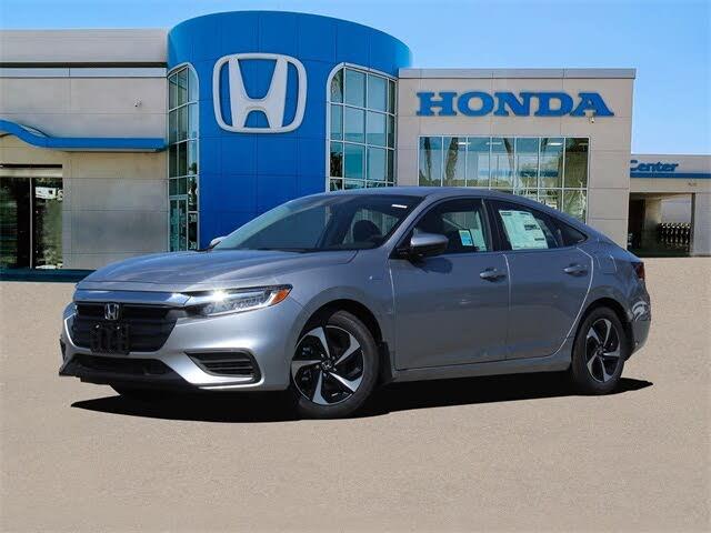 2021 Honda Insight EX FWD