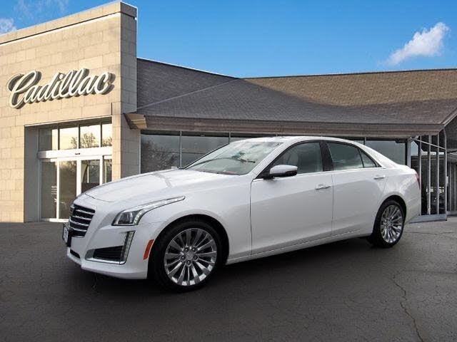 2018 Cadillac CTS 2.0T Luxury AWD