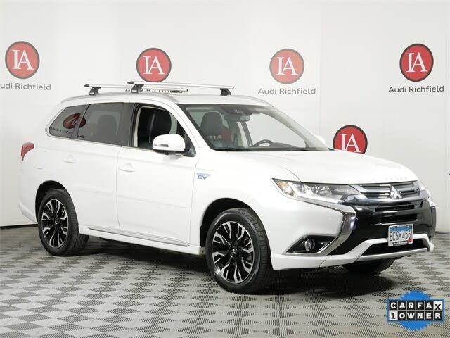 2018 Mitsubishi Outlander Hybrid Plug-in  GT S-AWC AWD