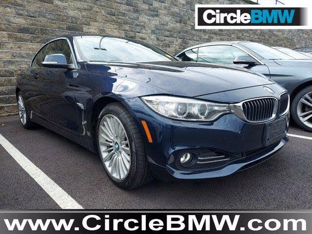 2014 BMW 4 Series 428xi xDrive Convertible AWD