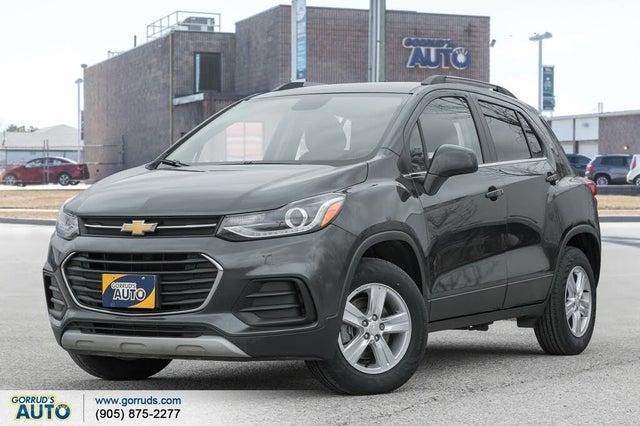 2019 Chevrolet Trax LT AWD