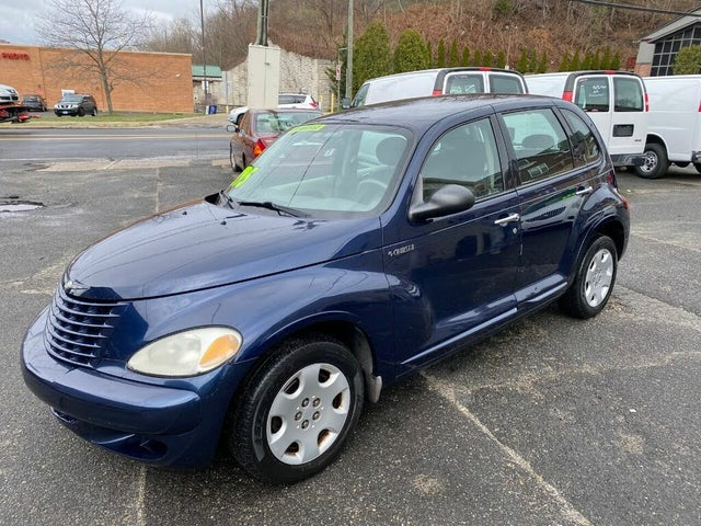 2005 Chrysler PT Cruiser Touring Wagon FWD