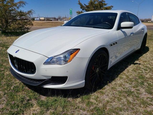 2014 Maserati Quattroporte S
