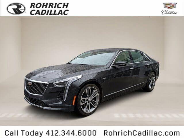2020 Cadillac CT6 3.6L Premium Luxury AWD