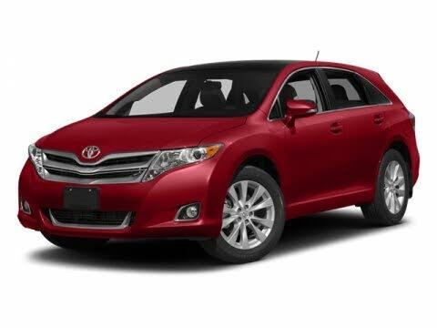 2013 Toyota Venza XLE V6 AWD