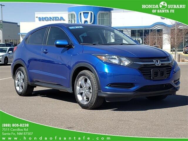 2018 Honda HR-V LX FWD