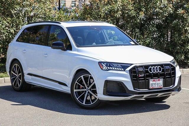 2020 Audi SQ7 4.0T quattro Prestige AWD