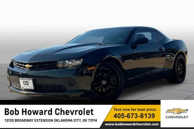 2015 Chevrolet Camaro 2LS Coupe RWD
