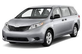 2011 Toyota Sienna XLE 7-Passenger AWD