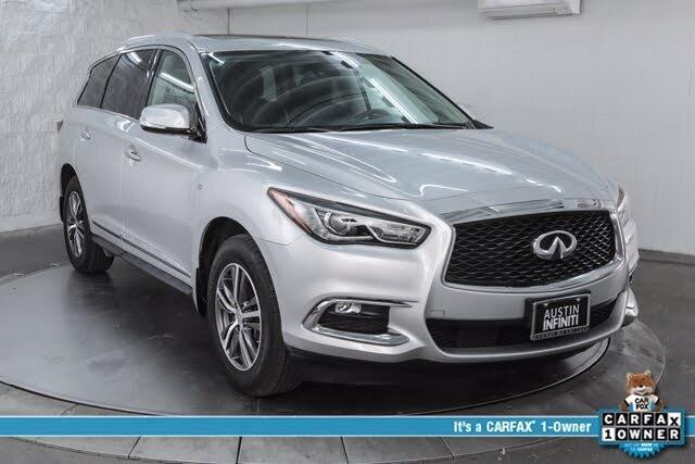 2019 INFINITI QX60 Luxe FWD