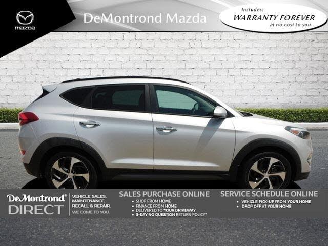 2016 Hyundai Tucson 1.6T Limited FWD