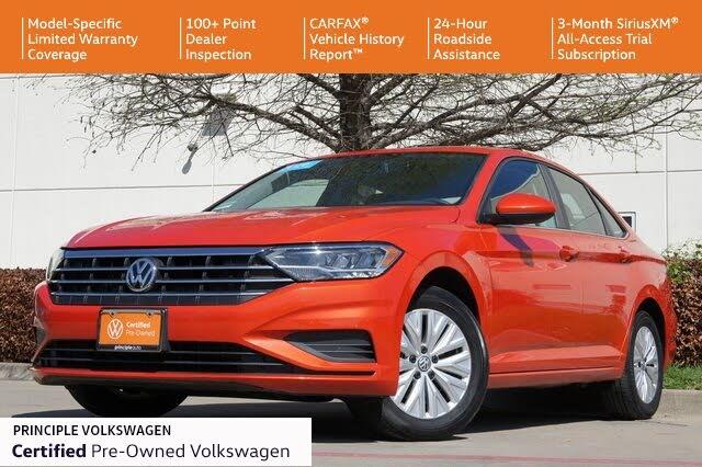 2019 Volkswagen Jetta 1.4T S FWD