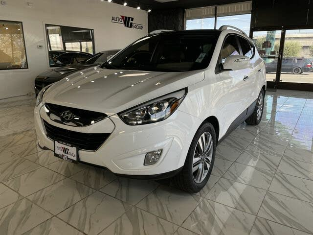 2015 Hyundai Tucson Limited FWD
