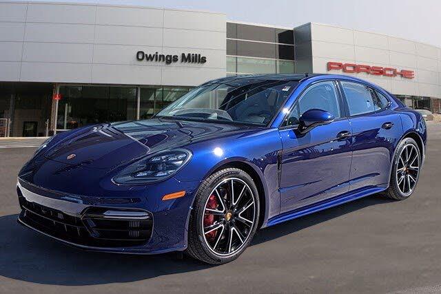 2020 Porsche Panamera GTS AWD