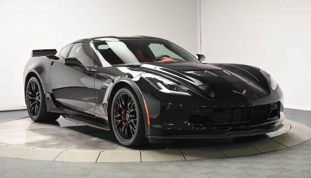 2019 Chevrolet Corvette Z06 2LZ Coupe RWD