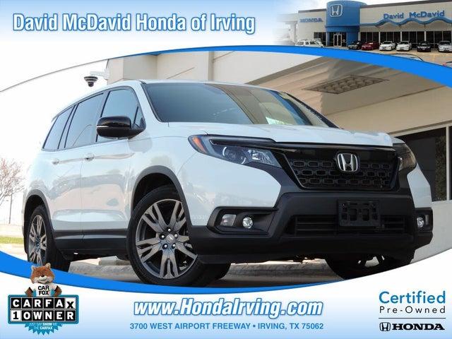 2020 Honda Passport EX-L FWD