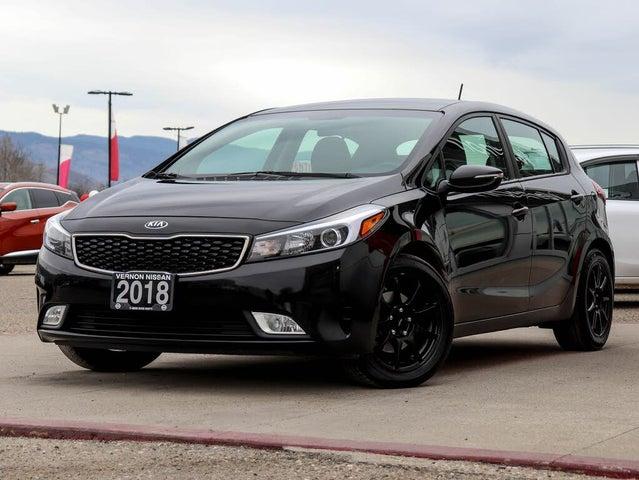 2018 Kia Forte5 LX Plus FWD