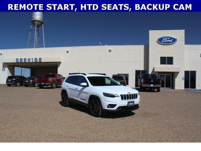 2021 Jeep Cherokee Altitude FWD
