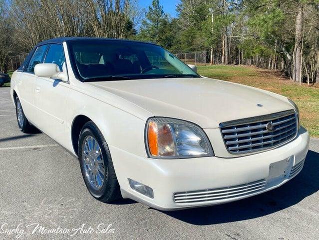 2000 Cadillac DeVille Sedan FWD