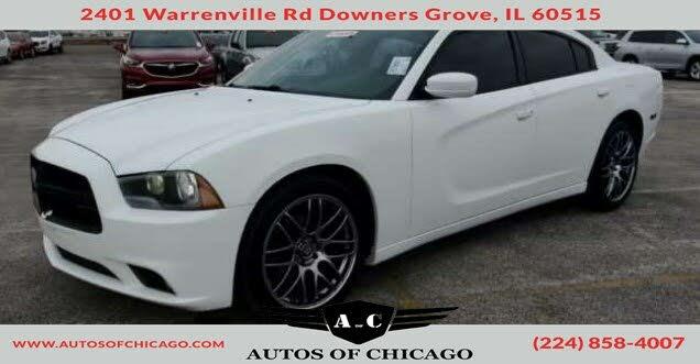 2014 Dodge Charger SXT Plus RWD