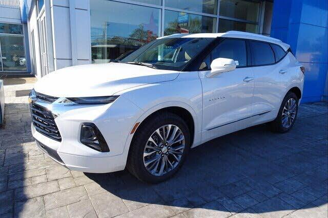 2021 Chevrolet Blazer Premier FWD