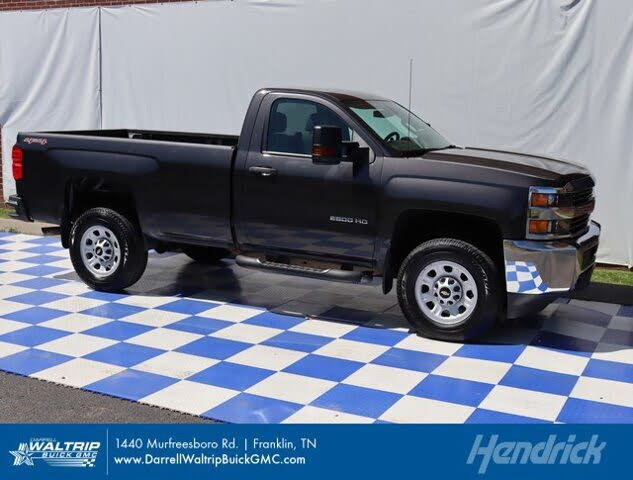 Used Chevrolet Silverado 2500hd For Sale In Murfreesboro Tn Cargurus