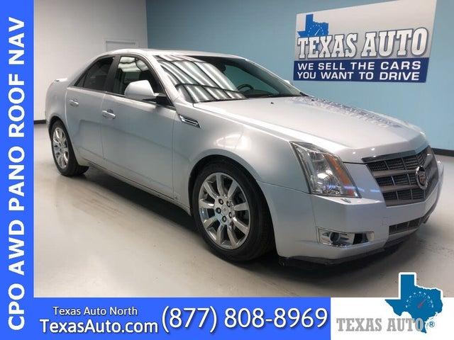 2009 Cadillac CTS 3.6L DI AWD