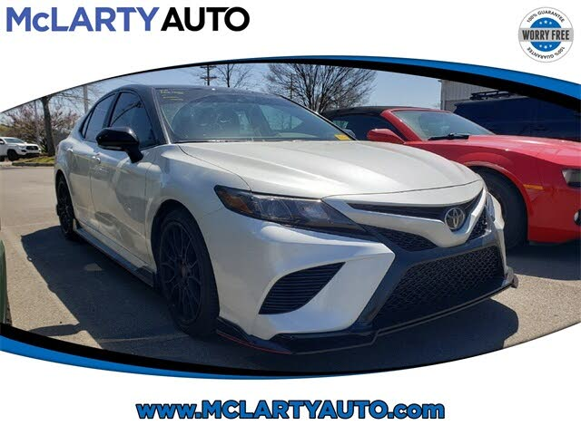 2021 Toyota Camry TRD FWD
