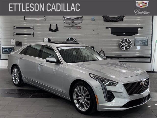 2019 Cadillac CT6 3.6L Luxury AWD