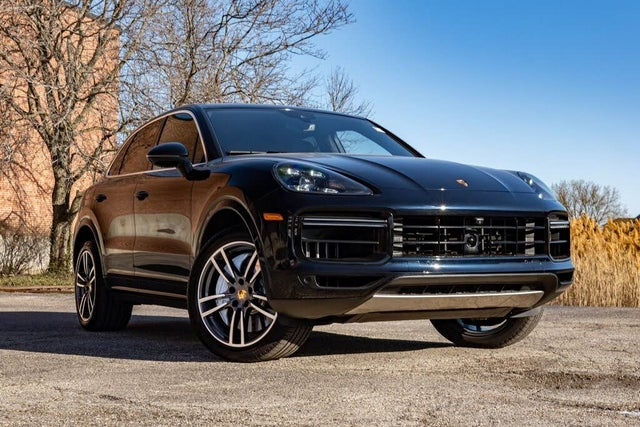 2019 Porsche Cayenne Turbo AWD