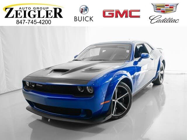 2019 Dodge Challenger R/T Scat Pack Widebody RWD