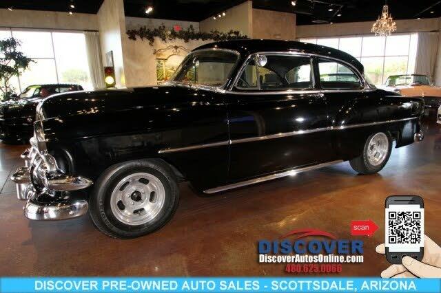 1954 Chevrolet 210 2 Door Sedan RWD