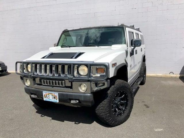 2003 Hummer H2 Luxury