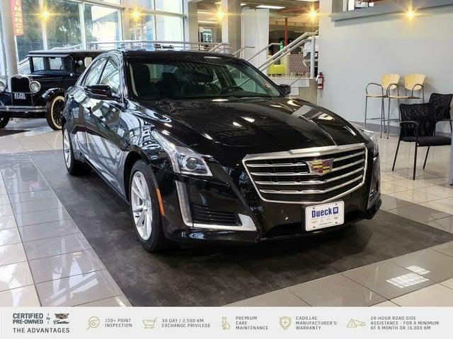 2017 Cadillac CTS 2.0T AWD