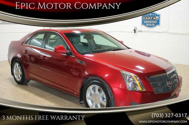 2009 Cadillac CTS 3.6L AWD