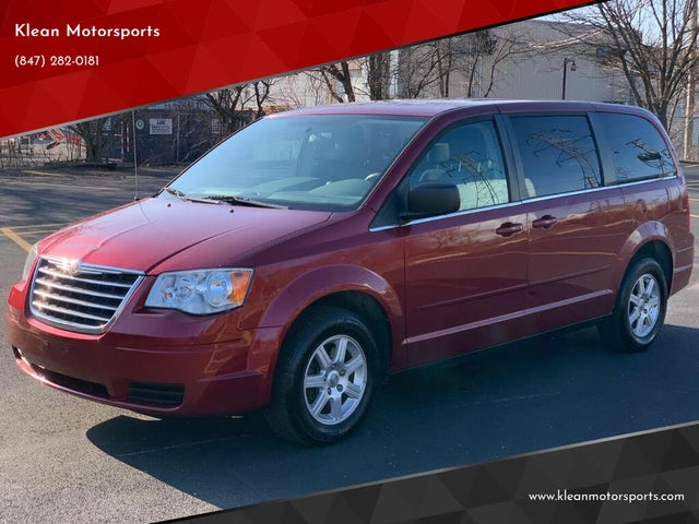 2010 Chrysler Town & Country 2010.5 LX FWD