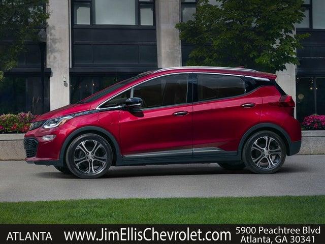 2021 Chevrolet Bolt EV LT FWD