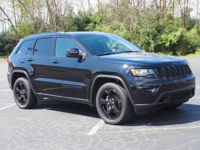 2020 Jeep Grand Cherokee Upland RWD