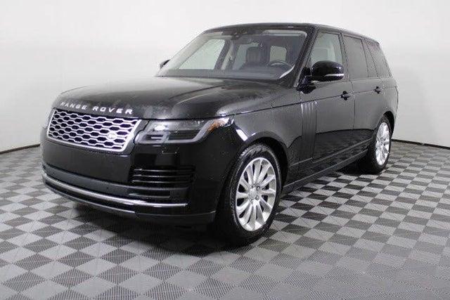 2020 Land Rover Range Rover Hybrid HSE AWD