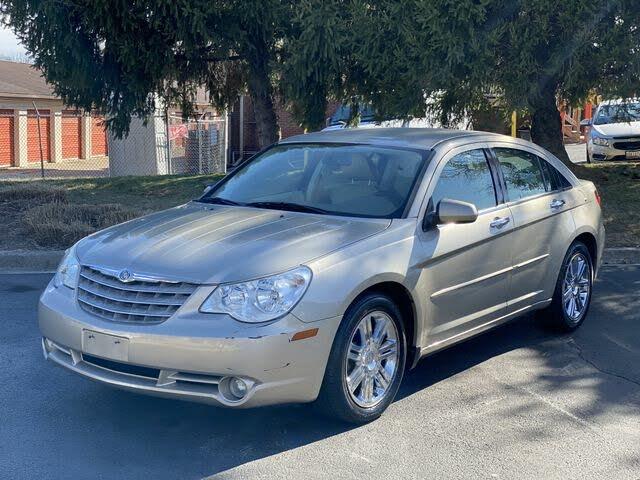 2008 Chrysler Sebring Limited Sedan FWD